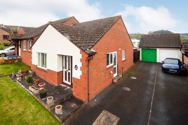 Thumbnail Semi-detached bungalow for sale in Home Meadow, Minehead