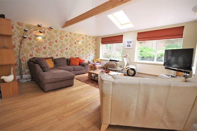 Thumbnail Detached house for sale in Connemara Crescent, Whiteley, Fareham