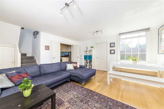 Thumbnail Flat to rent in Westcote Road, London