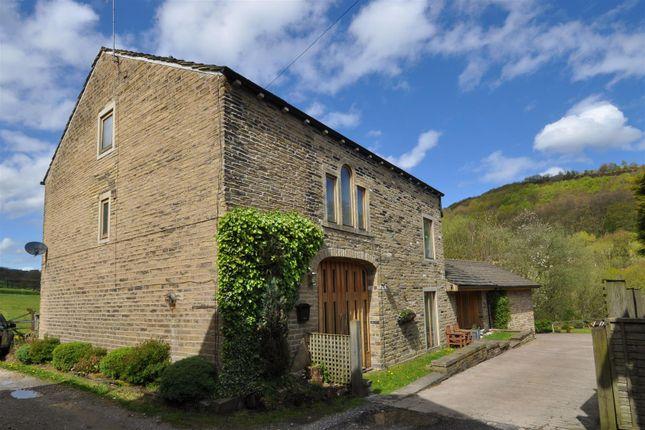 Thumbnail Detached house for sale in Shibden Fold Barn, Shibden Fold