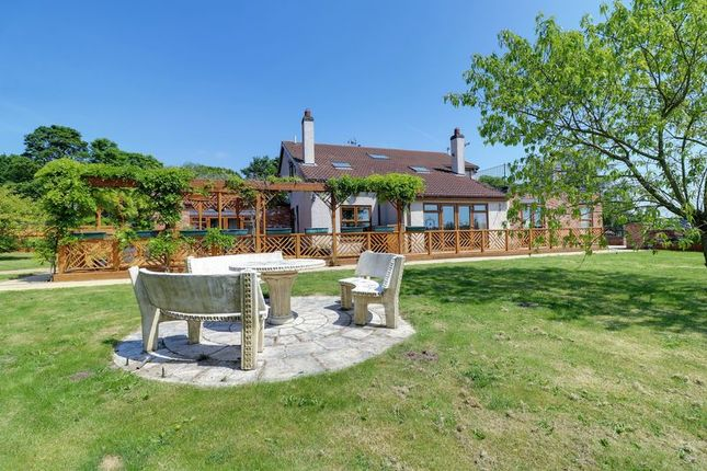 Thumbnail Detached house for sale in West Hale House, West Carr, Idle Bank, Epworth