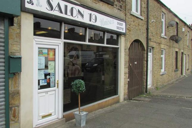 Thumbnail Retail premises for sale in Eden Cottages, Watling Street, Consett