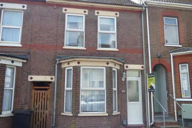 Thumbnail Terraced house to rent in Waterlow Road, Dunstable