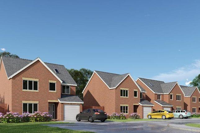 Thumbnail Detached house for sale in Plot 3, The Burtons, Lytham Road, Warton, Preston, Lancashire
