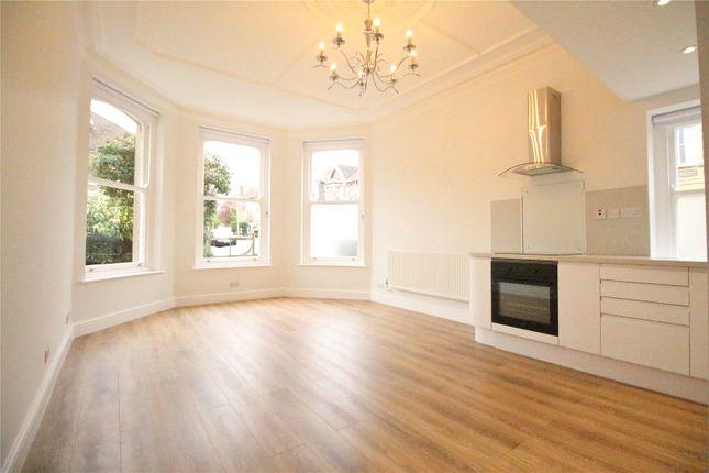 Thumbnail Flat to rent in Carnarvon Road, Bristol, Somerset