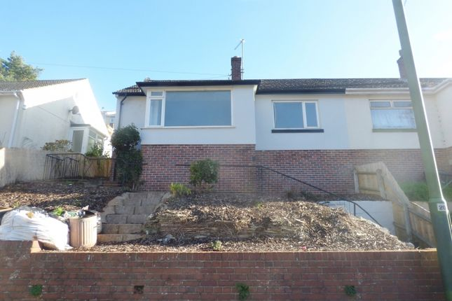 Thumbnail Semi-detached bungalow for sale in Kings Ash Road, Paignton