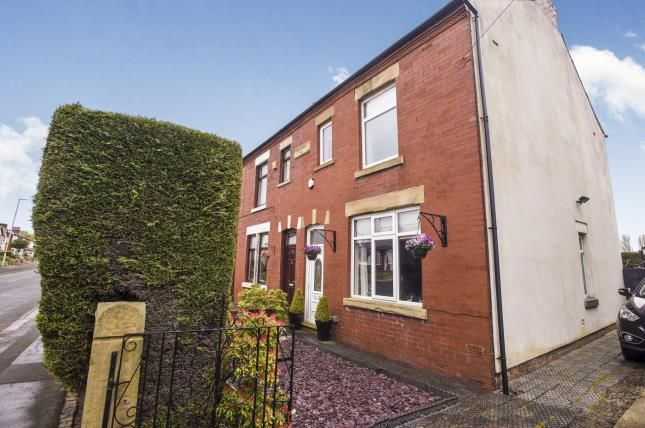 Thumbnail Semi-detached house for sale in Croston Road, Farington Moss, Leyland