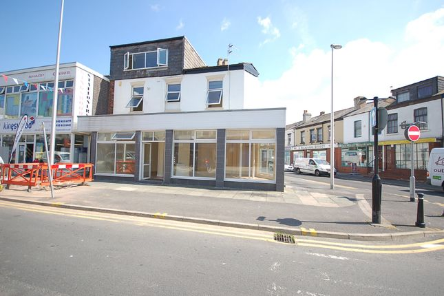 Thumbnail Land to rent in King Street, Blackpool, Lancashire