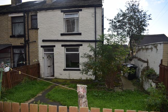 Thumbnail Terraced house to rent in New Works Rd, Low Moor
