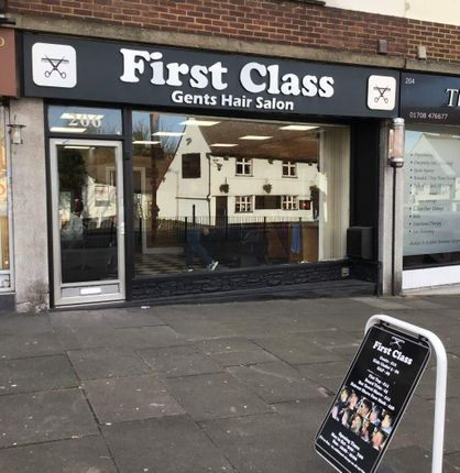 Thumbnail Retail premises for sale in High Street, Hornchurch