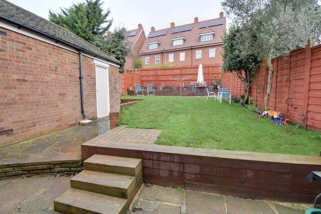 Garden At Back of Elmbank Avenue, Arkley, Barnet EN5