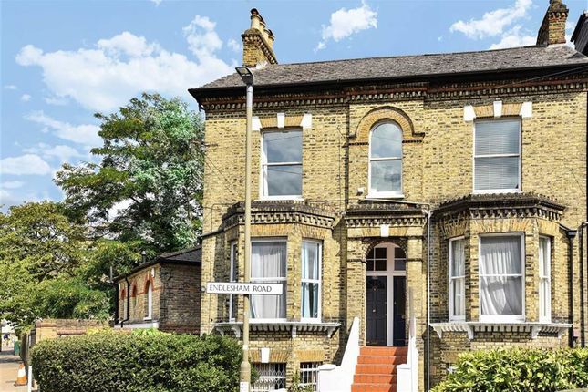 Thumbnail Flat for sale in Endlesham Road, Balham