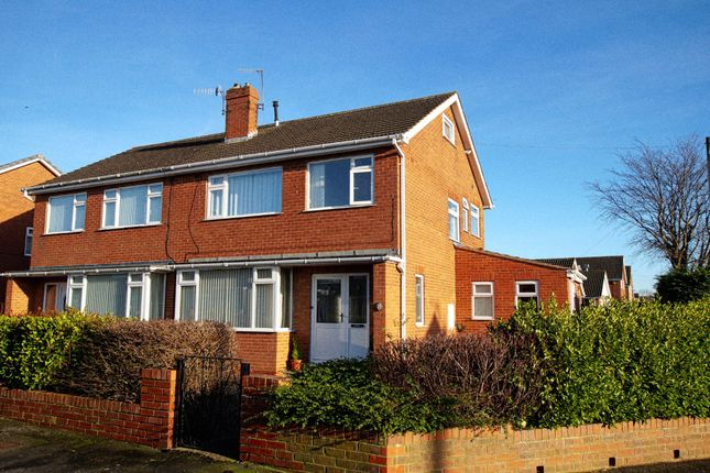 Thumbnail Semi-detached house for sale in Beverley Road, Cayton, Scarborough