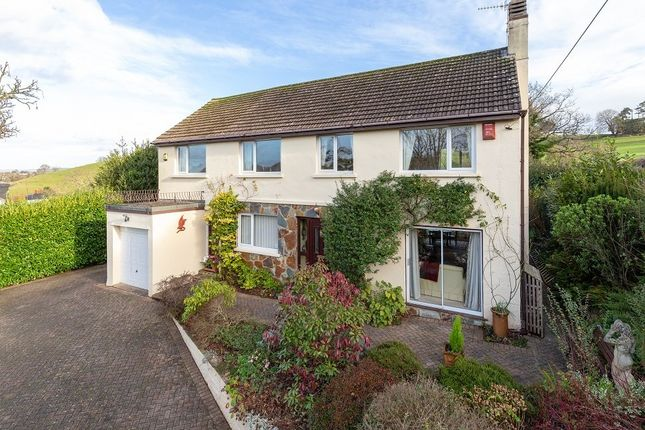 Thumbnail Detached house for sale in Old Totnes Road, Newton Abbot