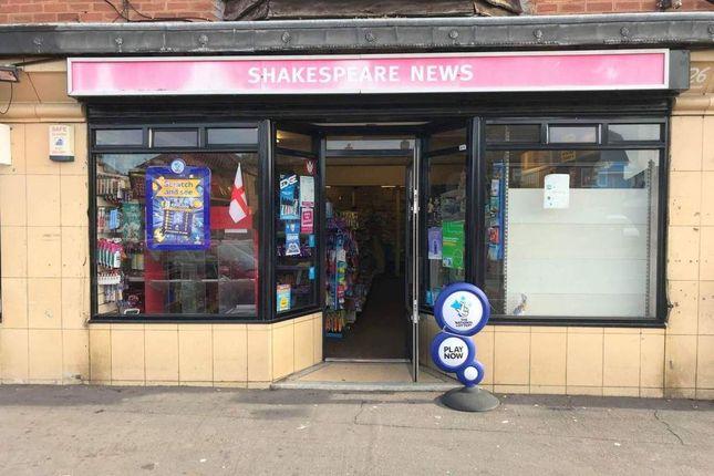 Retail premises for sale in Warwick, Warwickshire