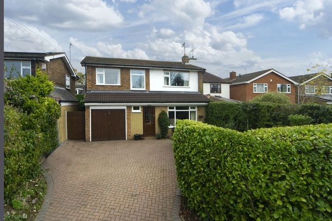 Thumbnail Detached house for sale in Orams Lane, Brewood, Stafford