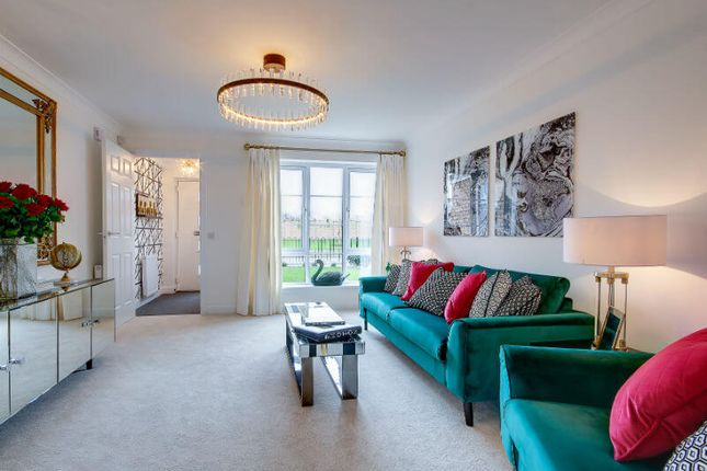 "Thumbnail Semi-detached house for sale in ""The Carrick"" at Perceton, Irvine"