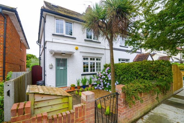 Thumbnail Semi-detached house for sale in Clonmel Road, Teddington