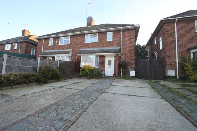 Thumbnail Semi-detached house for sale in The Drive, Rochford