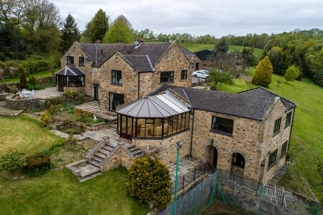 Thumbnail Detached house for sale in Birley Farm, Birley, Chesterfield
