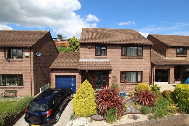 Thumbnail Detached house for sale in Delafield Road, Abergavenny