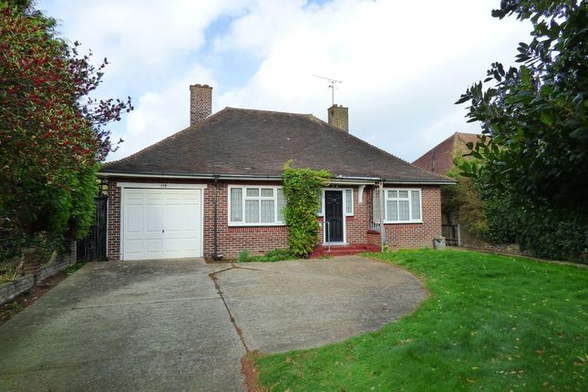 Thumbnail Detached bungalow for sale in Littlehampton Road, Worthing