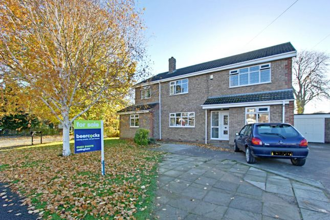 Thumbnail Detached house for sale in Inglemire Lane, Cottingham, East Riding Of Yorkshire