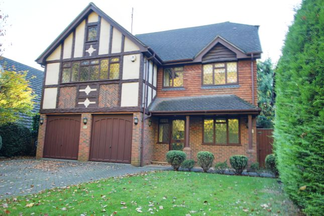 Thumbnail Detached house to rent in Southill Road, Chislehurst
