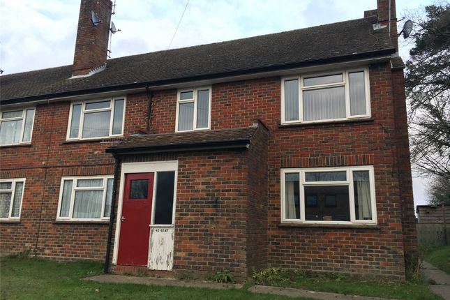 Thumbnail Flat to rent in Imberhorne Lane, East Grinstead, West Sussex