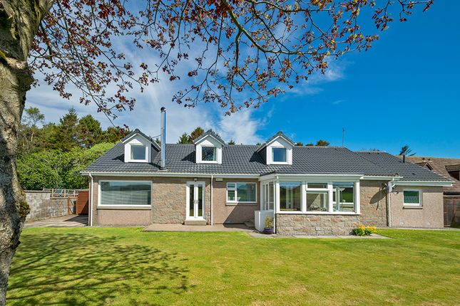 Thumbnail Detached house for sale in Blairs, Auchlunies, Aberdeen