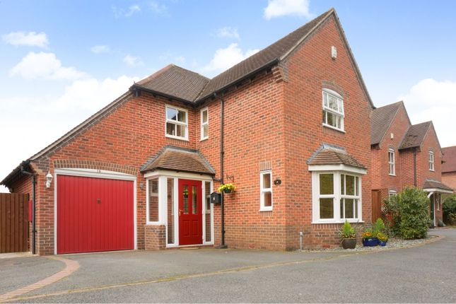 Thumbnail Detached house for sale in Merganser Close, Telford