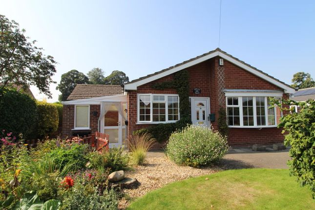 Thumbnail Detached bungalow for sale in Sandhutton, Thirsk