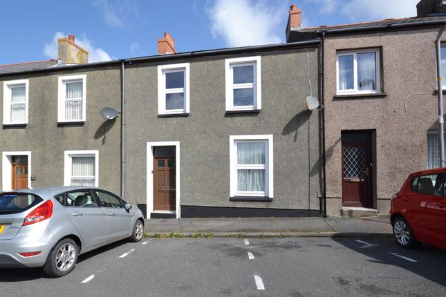 Thumbnail Terraced house for sale in Charles Street, Neyland, Milford Haven