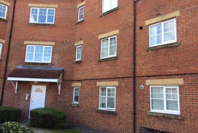 2 bed flat to rent in Stamfordham Court, Ashington NE63