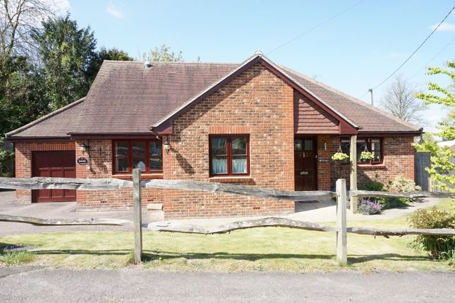 Thumbnail Bungalow for sale in Abbotts Ann, Andover, Hampshire