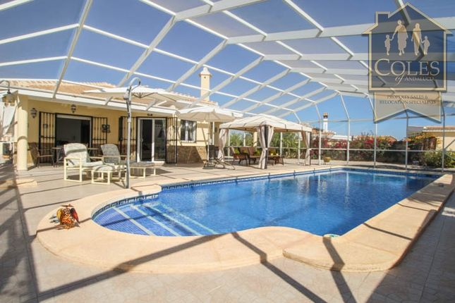Thumbnail Villa for sale in Bellavista, Arboleas, Almería, Andalusia, Spain