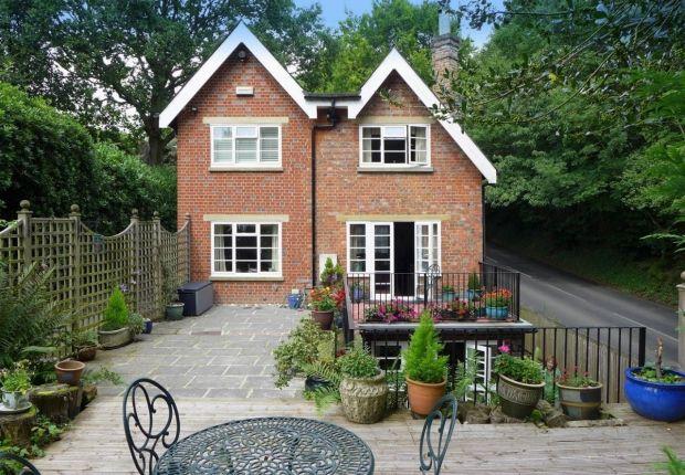 Thumbnail Detached house for sale in Penshurst Road, Penshurst, Tonbridge