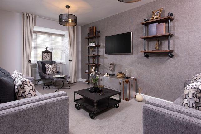 "3 bedroom terraced house for sale in ""The Elderwood."" at Bircotes, Doncaster"