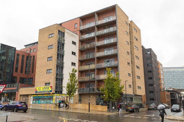 1 bed flat for sale in Milton Street, City Centre, Sheffield S1
