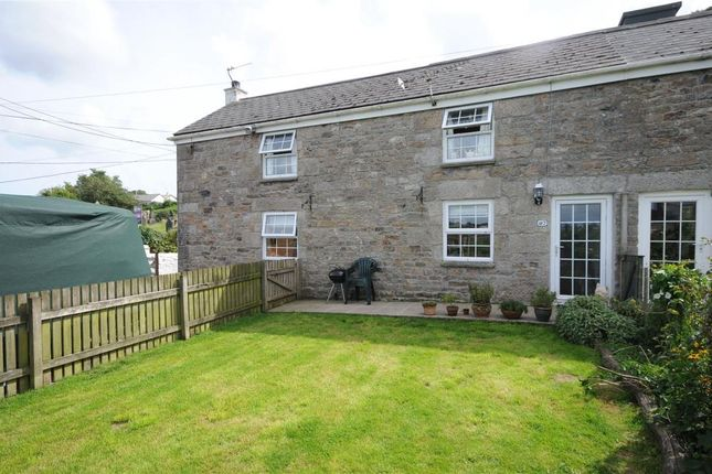 Thumbnail Semi-detached house for sale in Chapel Hill, Ponsanooth, Truro