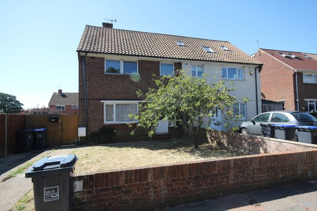Thumbnail Flat to rent in Fetherston Road, Lancing