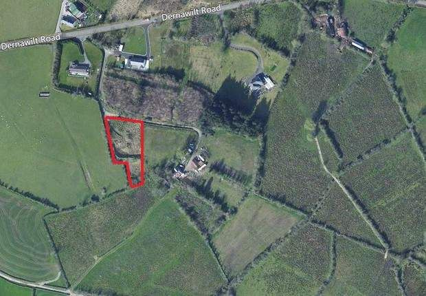 Thumbnail Land for sale in Dernawilt Road, Killyliferbane, Fermanagh
