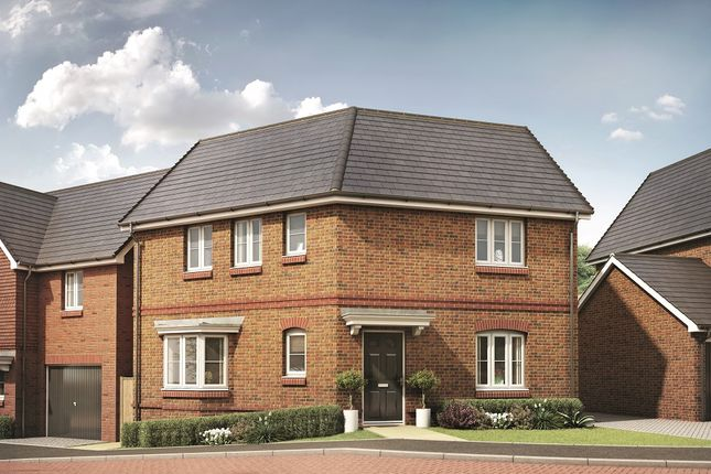 Thumbnail Detached house for sale in Parsons Way, Tongham, Surrey