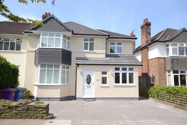 Thumbnail Semi-detached house for sale in Childwall Park Avenue, Childwall, Liverpool