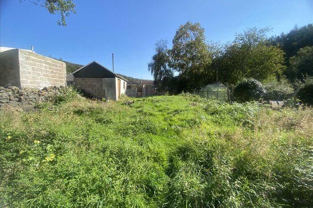 Land for sale in Great Street, Trehafod, Pontypridd