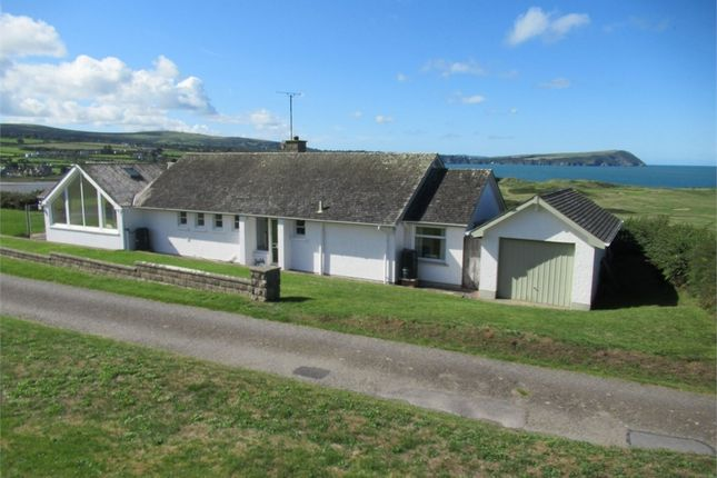 Thumbnail Detached bungalow for sale in Baptiste, Golf Course Road, Newport, Pembrokeshire