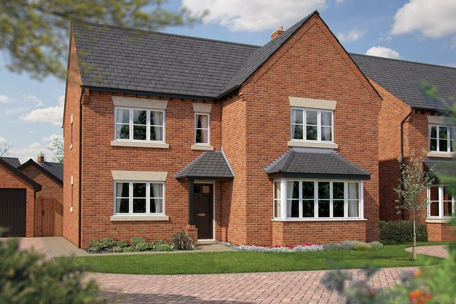 "Thumbnail Detached house for sale in ""The Arundel"" at Haygate Road, Wellington, Telford"