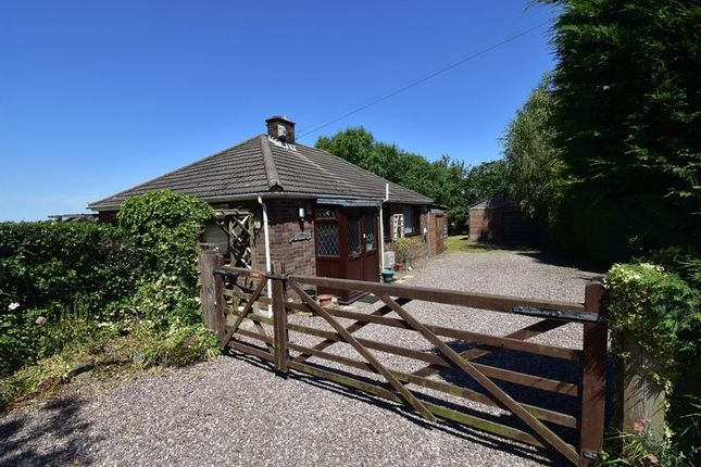 Thumbnail Detached bungalow for sale in Falcon House, New Works Lane, New Works, Telford