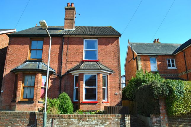 Thumbnail Semi-detached house for sale in Hill View Road, Rusthall, Tunbridge Wells, Kent