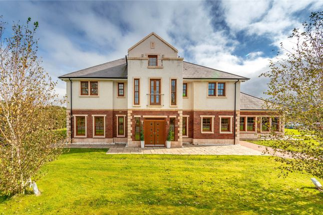Thumbnail Detached house for sale in Ballochmyle Way, Mauchline, Ayrshire